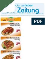 KoblenzErleben / KW 16 / 21.04.2011 / Die Zeitung als E-Paper