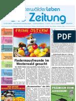 WesterwälderLeben / KW 16 / 21.04.2011 / Die Zeitung als E-Paper