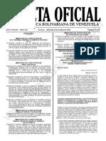 Gaceta Oficial N°42.228