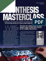 MusicTech Synthesis Master Class