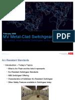 Abb Mv Switch Gear Overview 2009 Nxpowerlite