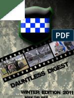 Dauntless Digest Winter Edition