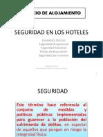 Seguridad en Los Hoteles