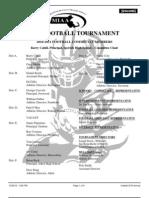 HS Postseason Format 2010