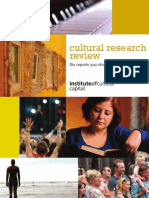 Cultural Research Review