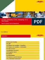 Guide Utilisateur DHL Intraship v4.2 Time Definite v2.2