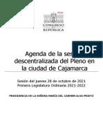 AGENDA-PLENO-28-10-2021