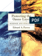 Protecting the Ozone Layer Science and Strategy Environmental Science