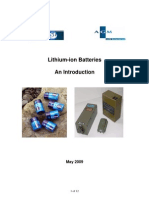 Lithium Ion Technology