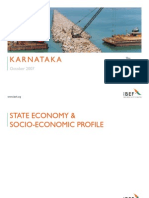 Karnataka 24-Apr Economy Report