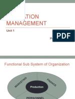 Operation Management_Unit 1