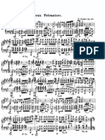 Chopin - Zwei Polonaises, Op.40
