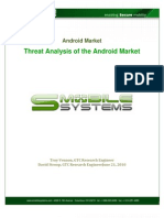 Android Market Threat Analysis 6-22-10 v1