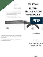 El Zen en Las Artes Marciales - Joe Hyams - Pp - 1 - 97