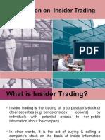 A & R Insider Trading Final DOC