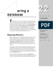 Chapter22 Recovery