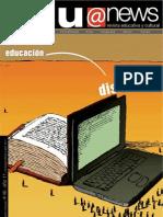 """Edu@News 46 - """"Educación a distancia"""""""