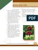 Coffee Fact Sheet 2