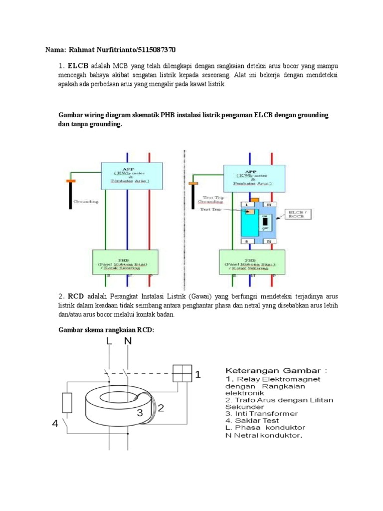 Rcd Diagram Labels All Kind Of Wiring Diagrams Mcb Gambar Dan Namanya Image Collections How To Guide And Refrence Construction Inside