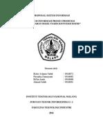 Proposal Sistem Informasi