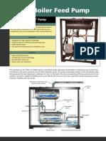 Boiler Feed Flyer 1003