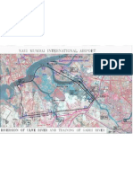 Proposed Diversion,Training of Rivers Superimposed on Imagery