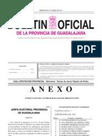 CANDIDATURAS PRESENTADAS