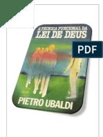 18- A Técnica Funcional da Lei de Deus - Pietro Ubaldi  (Volume Revisado e Formatado em PDF para impressão e encadernação em folha A4)