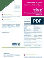 Instructivo Saber Pro Plegable 2011 1