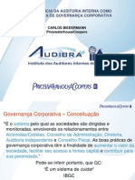 auditoria interna e governança