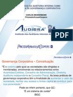 auditoria interna e governança