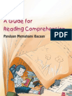 A Guide for Reading Comprehension