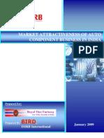 Report Auto Component Market