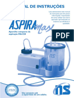Aspirador Cirúrgico MA-520 - Aspiramax