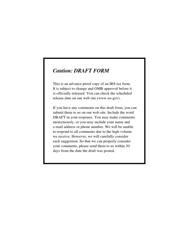 US Internal Revenue Service: f1120f--dft | Tax Deduction | Dividend