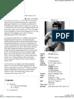 Bruce Lee - Wikipedia, The ...