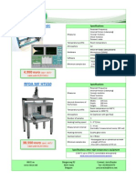 RFDA Basic Equipment