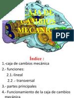 Caja de Cambios Mecanica