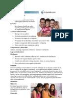 EDUCACIÓN SEXUAL (PERTENEZCO A UNA FAMILIA)