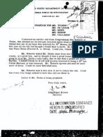FBI Headquarters File 67-9524 -- Clyde Tolson