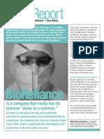 DB&A Project at Bioreliance