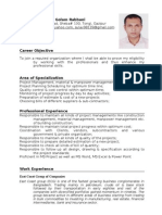 Rabbani Resume M