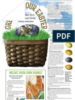 Tips and Crafts for a Green Easter