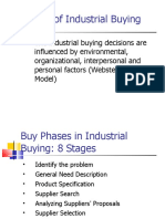4 B2B Nature of Ind Buying