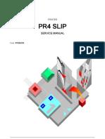 Pr4 Slip - Service Manual - ( Xyaa6338 )-2004
