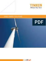 TIMKEN Wind Energy Brochure