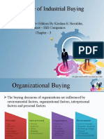 4 Nature of Industrial Buying