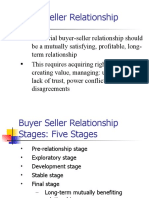 5 B2B Buyer Seller Relationship