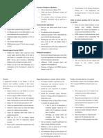 Budget 2011 Leaflet