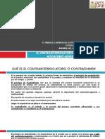 Sistema Acusatorio Adversarial - El Contrainterrogatorio